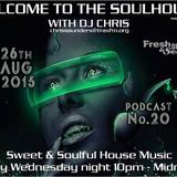 FSS Promotions pres DJ Chris (TraxFm Show Podcast_No20) 26thAugust2015 FSS Promo