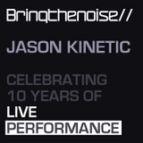 Jason Kinetic : Guest Mix : DJ Surfer's Killswitch : New Year's Eve 2011-2012