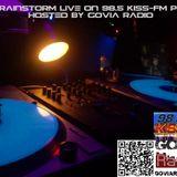 DJ Brainstorm Mix #5 Govia Radio Friday Party on KISS-FM Peoria (November 16, 2012)
