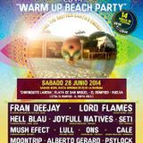 Goa Moves ॐ Warm up Beach Party @ Connection Festival 2014. ||