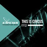 This is Circus 002 // Hugo Turenne & Jimmy Strip // Tech House