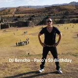 Paco's Birthday @ Session 2