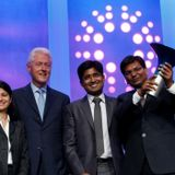 #140: President Clinton Presents Hult Prize To Indian Social Entrepreneurs
