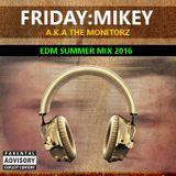Friday Mikey - EDM Summer Mix 2016