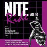 Nite Ride Vol.10 (Vinyl Mix)