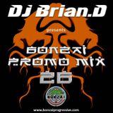 DJ Brian.D - Bonzai Promo Mix 26
