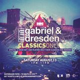 Gabriel & Dresden - Live @ Inoki pres. Gabriel & Dresden Classics Only - 13.08.2016