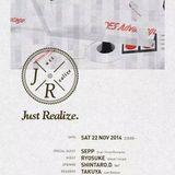 """DJ mix """"MODER(Shun Otokawa & Masakatsu Sano & Ryo Nakayama)"""" Tip Top at ORIGAMI 20141122"""