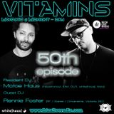 Vitamins ep50 - Motoe Haus - www.ibizaliveradio.com