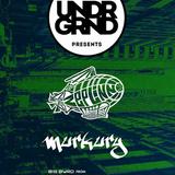 Murkury Live At Galileo's w/The UNDRGRND [Boone 3/18/17]