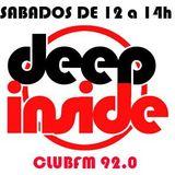 1ª hora programa Deep Inside 8 noviembre (Lj Pepe)