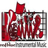 redblue instrumental music