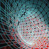 Vortex of Entropy - wormhole