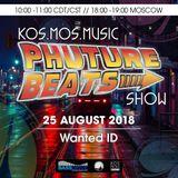 Wanted ID - Phuture Beats Show @ Bassdrive.com 25.08.18