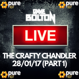 Dave Bolton LIVE on Pure 107 from The Crafty Chandler in Liverpool 28.01.17 (Part 1 22.30 - 23.30)