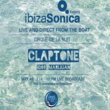 Claptone  - Live At Cirque De La Nuit Opening Party (Ibiza) - 04-May-2015