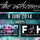 Promomix Audiokickerz Meets Future of Hardstyle (Part 2) by The Outscores