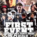 大阪Awake First Event MEGA MIX