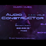 Max44 live at Audioconstructor Vol.2 (Afro Birthday party)