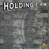 Holding Firm Mixtape - Spring 2015 - R.B. Sound