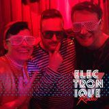 "ELECTRONIQUE RADIO #27 [13/11/18] 12"" 80s Event Warmup w/ Mark Dynamix, Jade To Grey & Manny Sharrad"