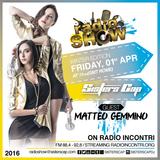 #18# SISTERS CAP + MATTEO GEMMINO // RADIO SHOW // WINTER EDITION // 01.04.2016