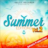 Summer Editions vol.2 Mix Reggaeton DJCaleb (SR)