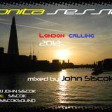 London calling 2012 mixed by John Siscok
