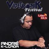 Set André Kalçada - VibeTroniK - Tá na Pista - Líder 101,5 FM - 28-05-2016
