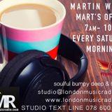 28.04.18 Martin White Mart's Office Breakfast Show