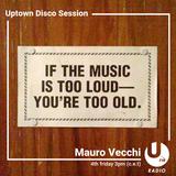 UPTOWN DISCO SESSION #19 (U-FM RADIO)