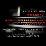 26.02.19 - NU SOUL CENTRAL - Solar Radio