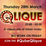 Qlique at Qube - Thursday 28th March