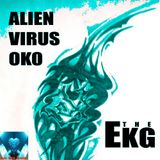 Alien Virus Oko EKG 2014 Hard Style - Hard Techno