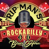 Ripman's Rockabilly and Blues Hour show 2 first broadcast 07-04-2018