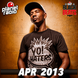 Planet Radio Black Beats Radioshow APRIL 2013
