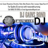 Dj Gains Bond Presents - ISSA VIBE 9