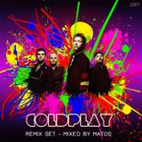 "COLDPLAY ""The remix Dj Set"" MIXED BY MATOS"