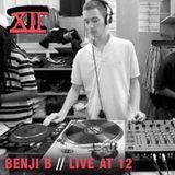 Benji B, live at 12Sundays, February 24th 2008