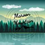 Maroon Mountain #005