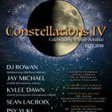 DJ Rowan - Live set at Constellations IV (Brag Creek, AB)