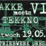 MiBo Live 19.05.2004 @ Hakke meets Tekkno VII, Triebwerk Dresden