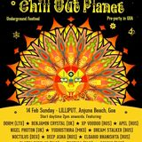 Chill Out Planet festival pre-party in Goa