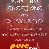 Dj Ocaso - Night Rhythm Sessions 029 [December 04 2012] on Pure.FM