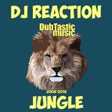 Reaction - DubTastic Music - Jungle vinyl 93-95 - Kane Fm 12th January 2018