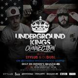 @DJDUBL & @DjStylusUK - #UndergroundKingsConnection on @Shade45 (ft @KojoFunds & @OfficialGiggs)