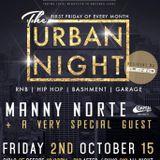 The Urban Night (Launch CD) Bar 101 Ruislip