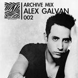 Beachside Records Archive Mix Episode 002 - Alex Galvan