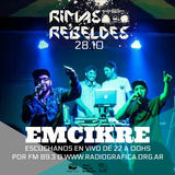 RIMAS REBELDES 28/10/2017 CON EMCIKRE