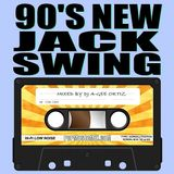 DJ A-GEE ORTIZ PRESENTS: 90's NEW JACK SWING